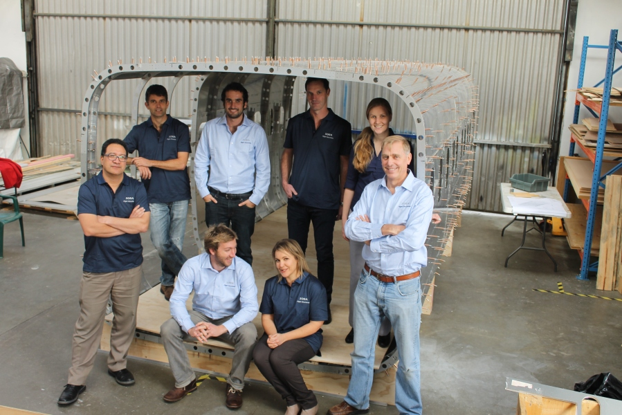 Flight Structures Team