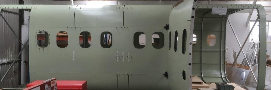 Sora fuselage